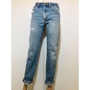 Vintage Wrangler Distressed Jeans Sz. 29x30